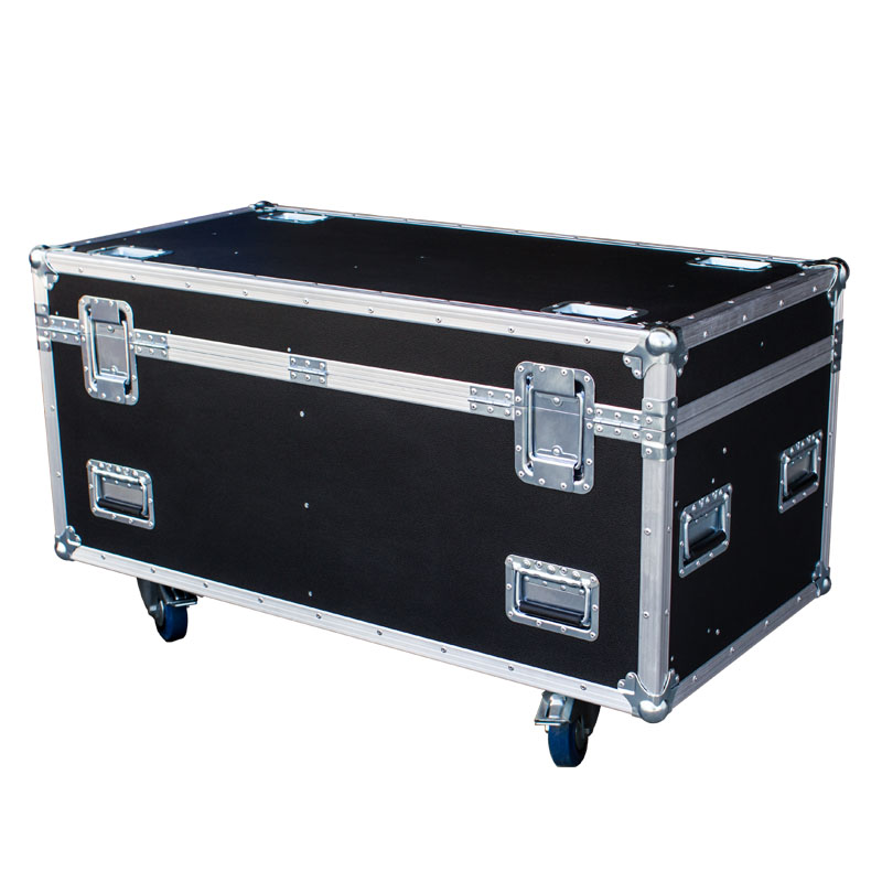Stage Case transportni kofer SC-010 Rack 19''/3U DD za 3 Units 19'' Unutrašnjost, Sa prostorom za 3 kom 19'' Units