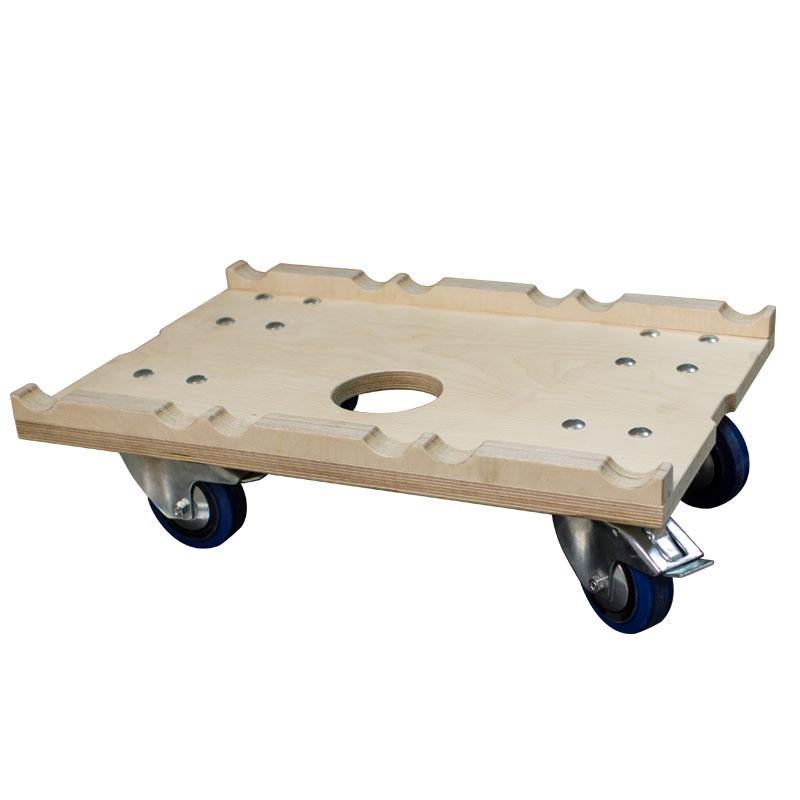 Drvena platforma za traverze HD24