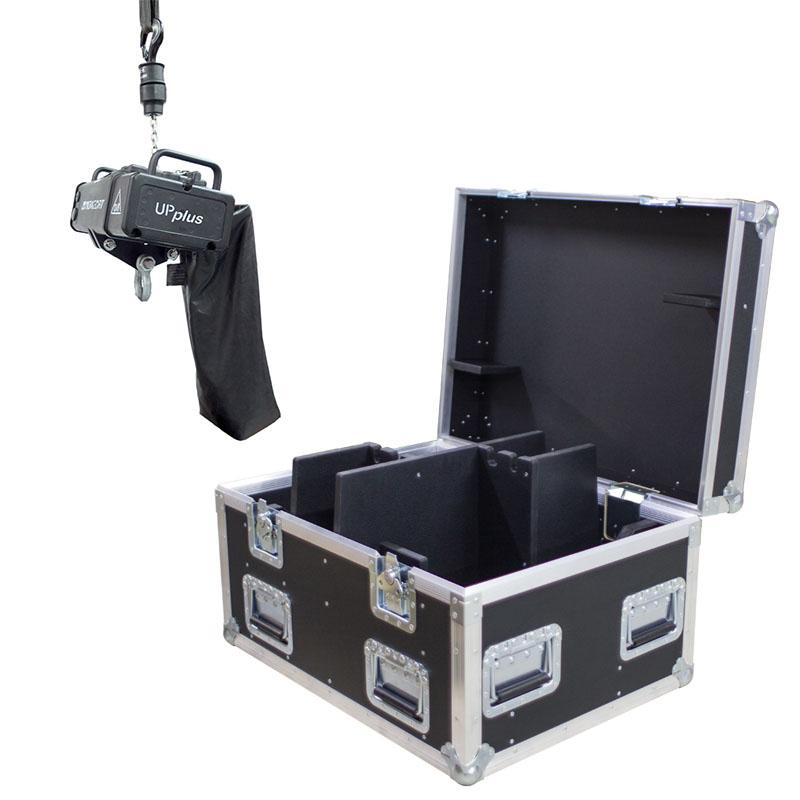 transportni kofer stage case flight case muzička oprema rasveta reflektor instrument led ekran screen